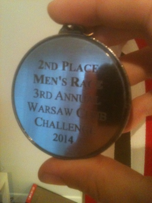Club Challenge Medal